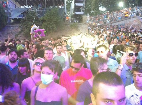 Exit festival novi sad een servische spiegel op de wereld de buitenlandredactie - Spiegel rivoli huis van de wereld ...
