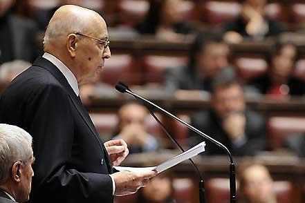 President Giorgio Napolitano Foto Wikimedia Commons / Presidenza della Repubblica