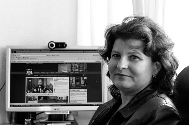 Claudia Marcu (eigen foto)