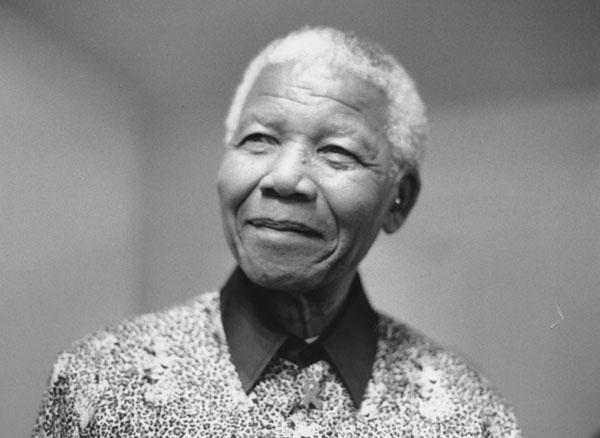 Nelson Mandela. Foto: flickr.com/photos/lselibrary/