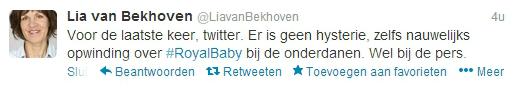 Lia van Bekhoven