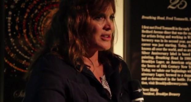Journalist Janine di Giovanni. Foto YouTube