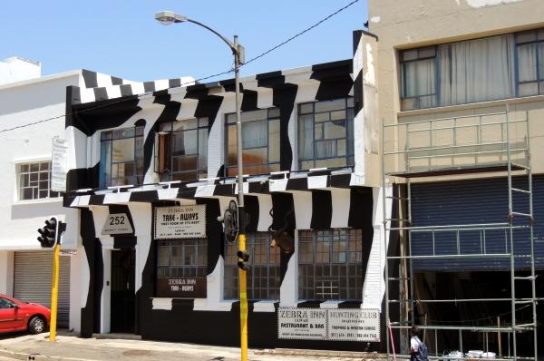Foto Niels Posthumus. De Zebra Inn.