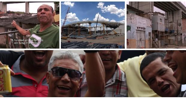 Foto Itaquera – a World Cup in the Backyard