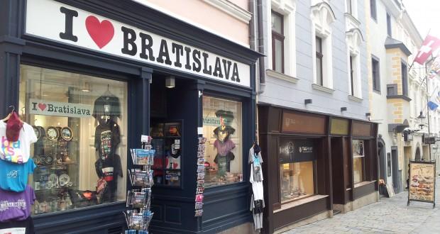Bratislava, foto: Laura Postma