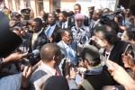 Mugabe tijdens de verkiezingen in zijn land in 2013. Foto Niels Posthumus