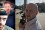 Remi Lehmann (linksboven) Bas Voorwinde (linksonder) en Peter Scheffer (rechts) verenigden zich in collectief Studio Baires.
